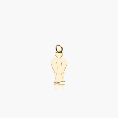 MyAngel Plain guardian angel pendant